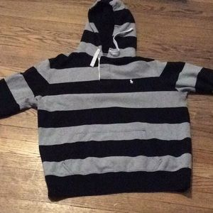 Hooded Polo Rugby by Ralph Lauren